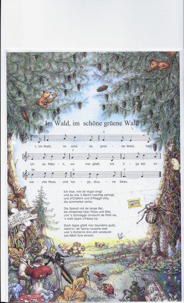 Waldlieder